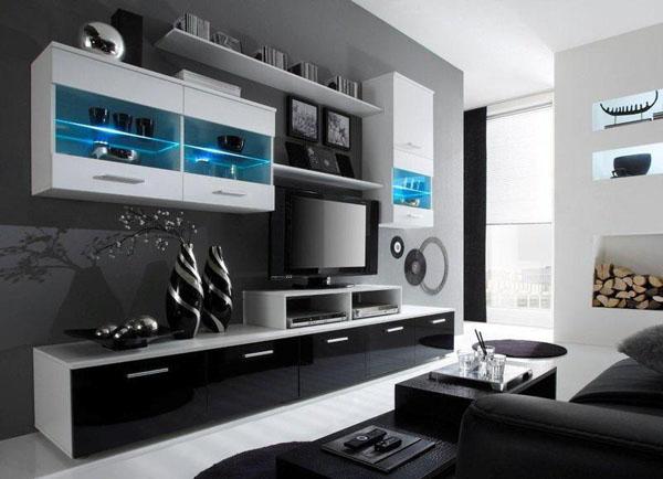 Inšpirácia: 5 tipov pre modernú obývačku