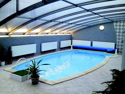 Malý radca pre majiteľov vnútorných bazénov