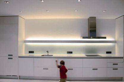 Plánujete osvetlenie kuchyne?