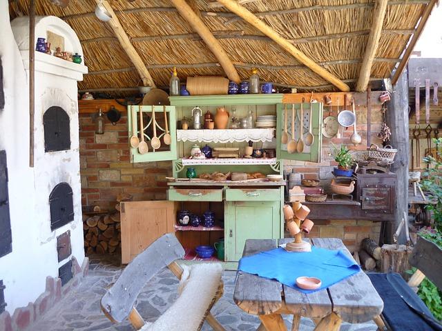 Kuchyňa spojená s obývacou izbou? A prečo nie!