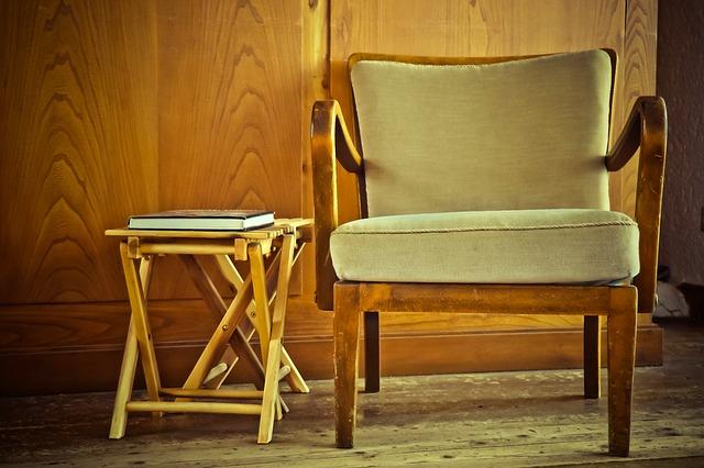 Nábytok z nevyužitých vecí, aneb skrášlite si váš interiér