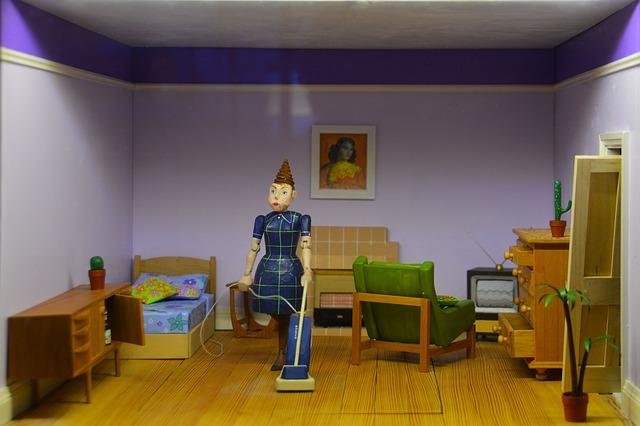 Ako opticky zväčšiť malú izba