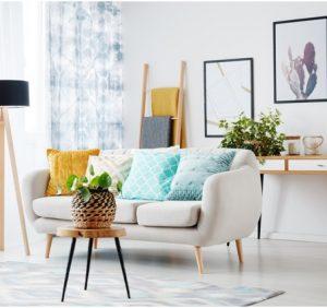 Osvetlenie v obývačke: Aká lampa sa vám hodí?