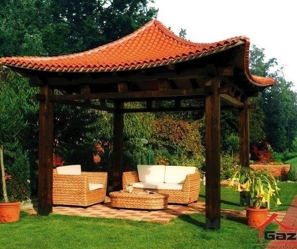 Luxusný altánok sa stane pýchou vašej záhrady