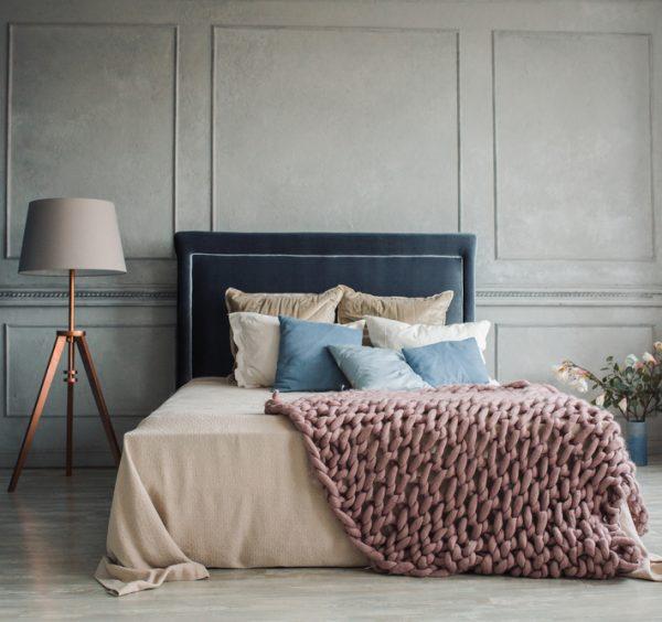 Štýlovo zariadené spálne s moderným vybavením