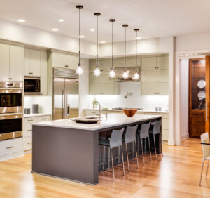 Moderný návrh kuchyne ako možnosť splniť si sen o originálnej kuchyni