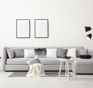 Šikovné tipy, ako si modernizovať obývaciu izbu